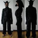 kitsume   performance   haute couture für kinder